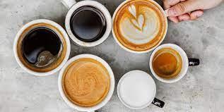 Choosing a coffee shop order