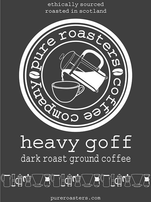 Heavy Goff -Darkest Roast