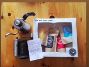 Coffee lover's gift pack