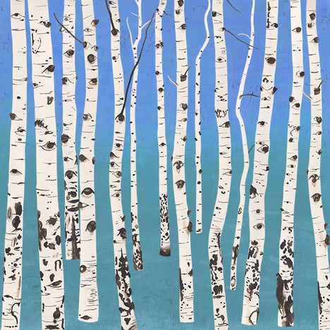 Nikita Coulombe-Aspen Trees II