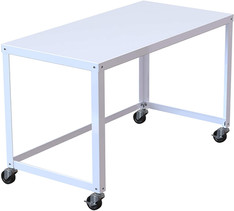 Office Dimensions Mobile Metal Desk