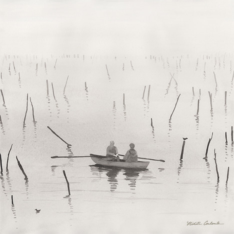 Nikita Coulombe-Fisherman in the Mist II