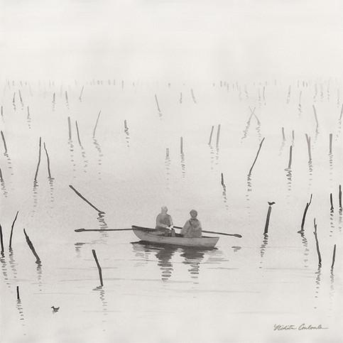 Nikita Coulombe-Fisherman in the Mist II
