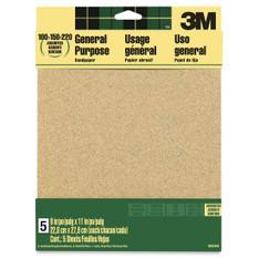 3M Assorted Sandpaper