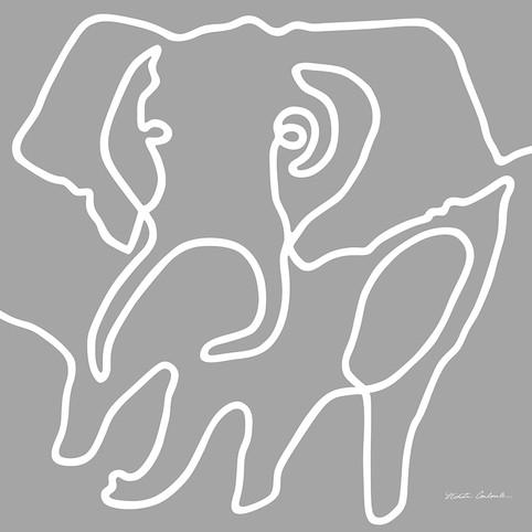 Nikita Coulombe-Elephant I