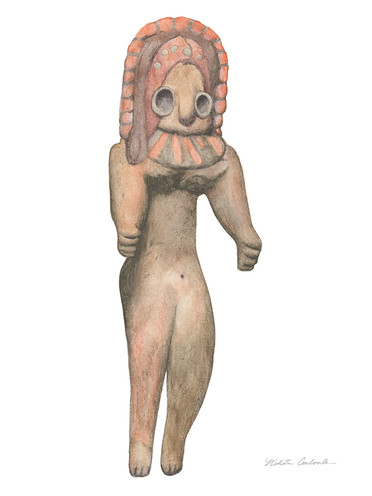 Nikita Coulombe-Venus of the Indus Valley