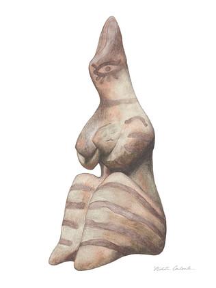 Nikita Coulombe-Venus of Tell Halaf