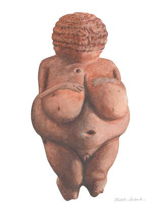 Nikita Coulombe-Venus of Willendorf