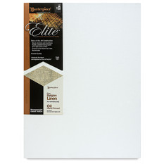 Masterpiece Elite Heavyweight Oil Primed Canvases