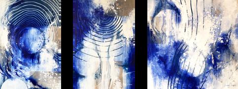 Nikita Coulombe-Primordial I, II, and III