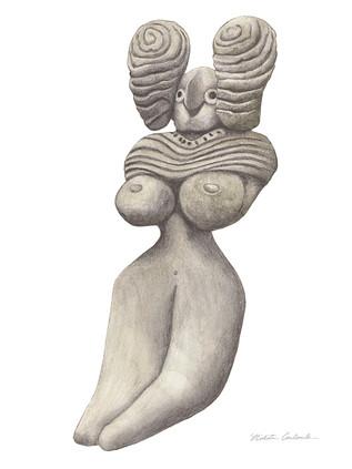 Nikita Coulombe-Venus of Mehrgarh