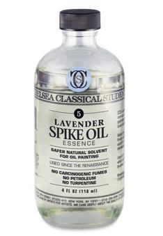 Lavender Spike Oil Essence