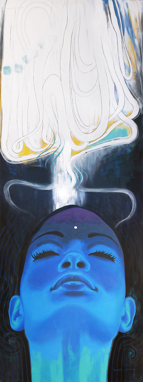 Nikita Coulombe-The Ghost and The Meditator
