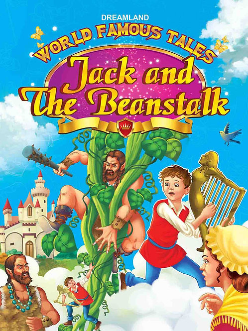 World Famous Tales- Jack & The Beanstalk