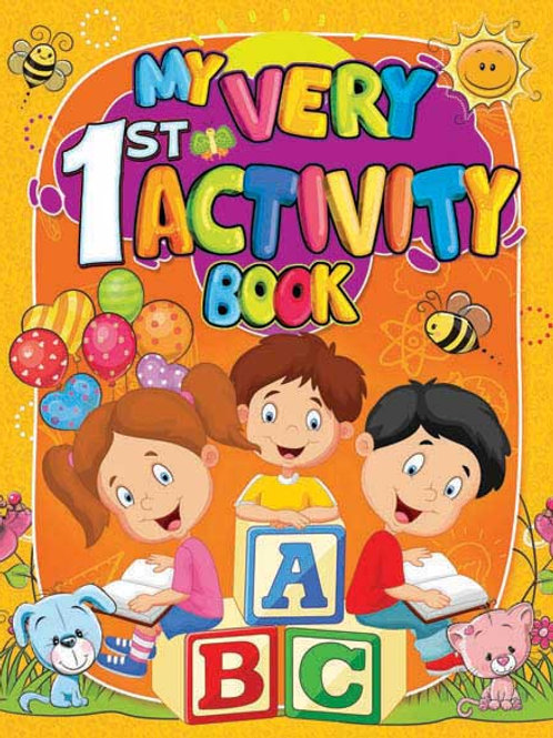My Very 1st Activity Book