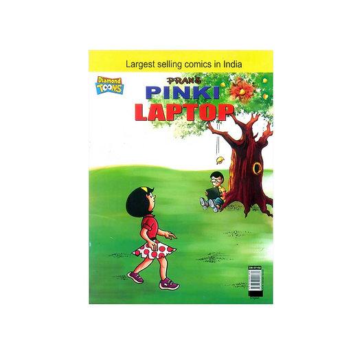PINKI'S LAPTOP