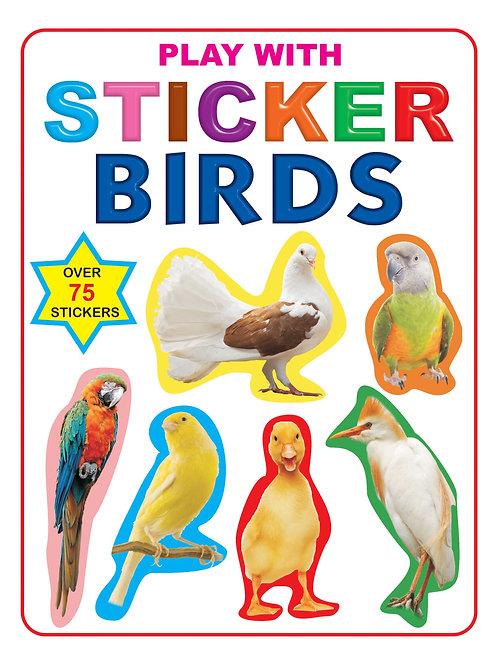 Play With Sticker - Birds