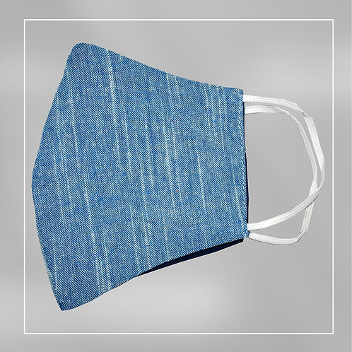 Reusable 100% Cotton Face Mask - Double side use, Easy to breadth #3