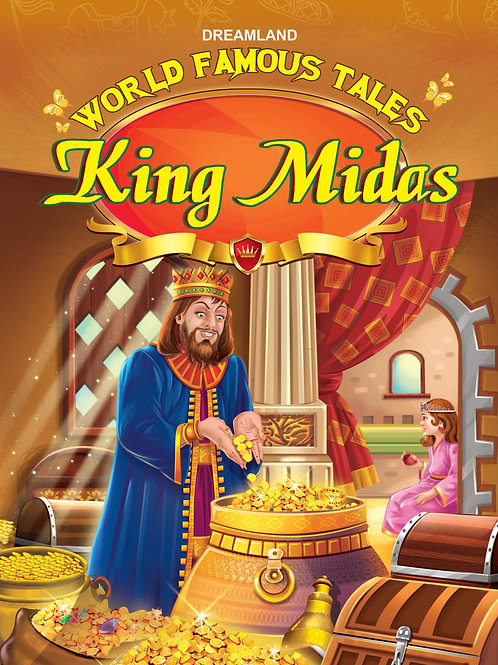 World Famous Tales - King Midas