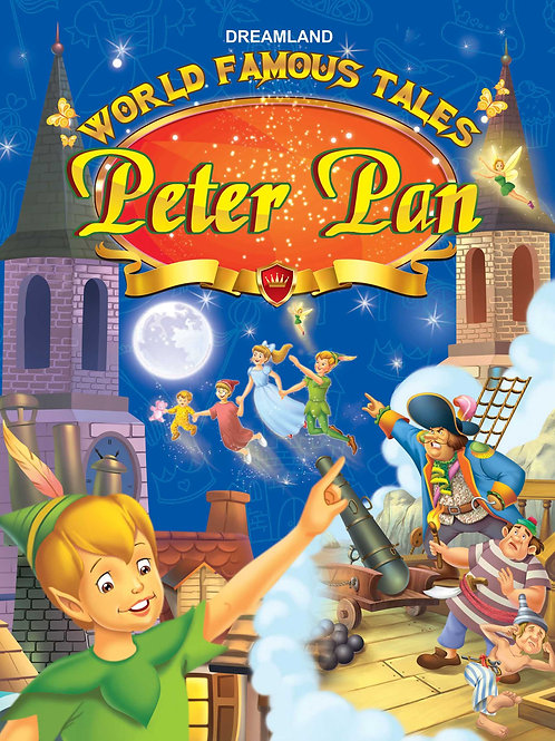 World Famous Tales - Peter Pan
