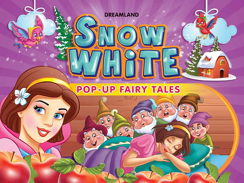 Pop-Up Fairy Tales - Snow White