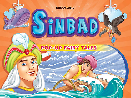 Pop-Up Fairy Tales - Sindbad