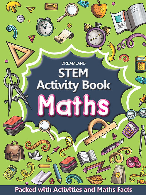 STEM Activity Book - Maths