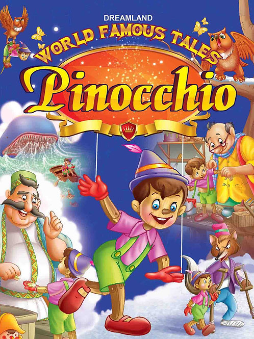 World Famous Tales- Pinocchio