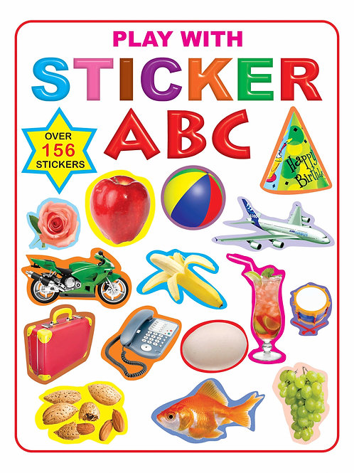 Play With Sticker - ABC