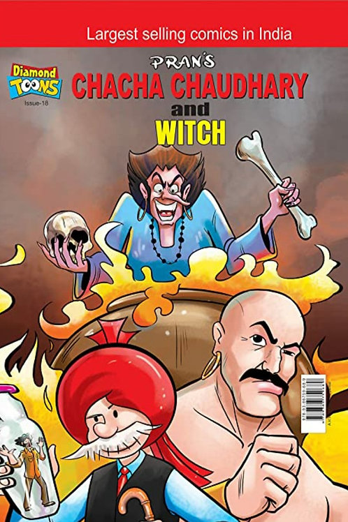 Chacha Chaudhary and The Witch