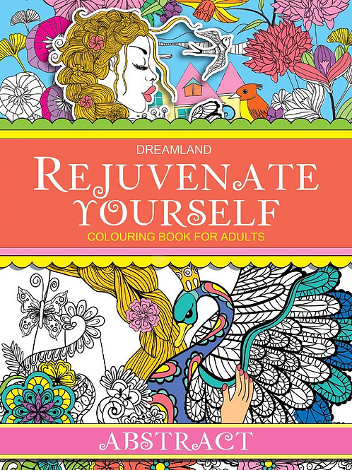 Rejuvenate Yourself- Abstract