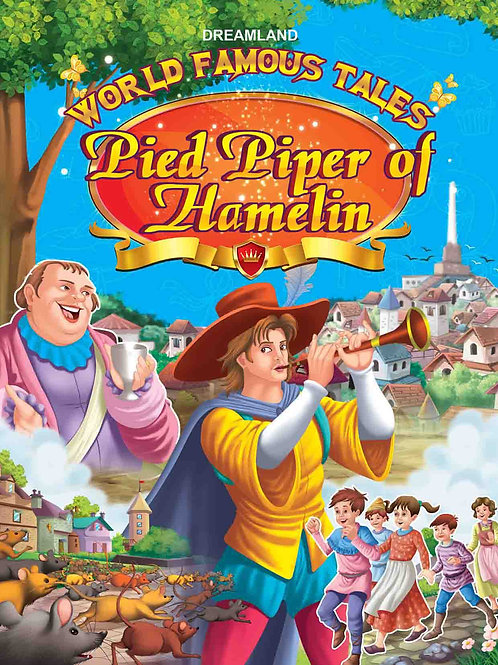 World Famous Tales- Pied Piper Of Hamelin