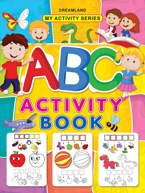 My Activity- ABC Activity Book