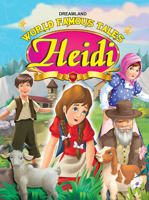 World Famous Tales  - Heidi