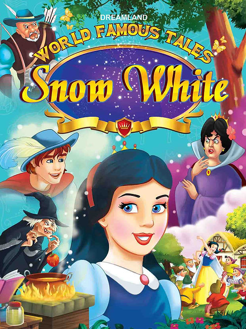 World Famous Tales- Snow White