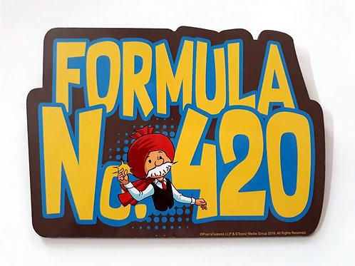 CHACHA CHAUDHARY FORMULA NO 420 BOARD