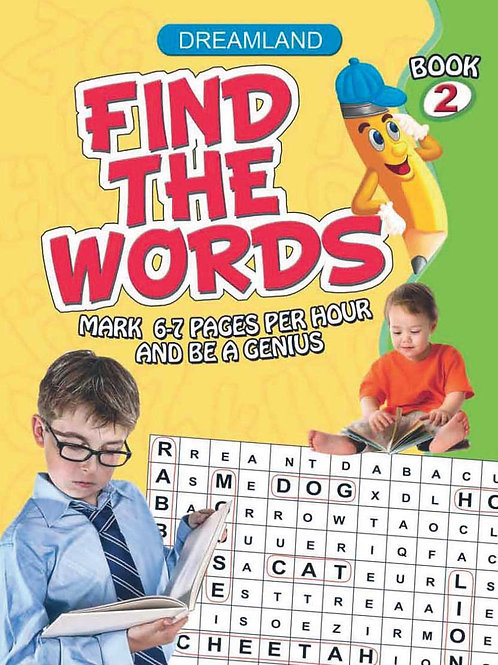 Find the Words Part - 2