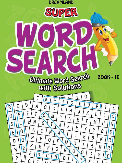 Super Word Search Part - 10