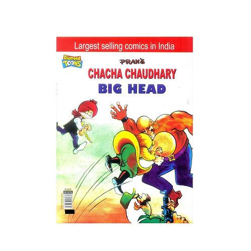 CHACHA CHAUDHARY AND BIG HEAD