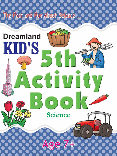 Kid's 5th Activity Book - Science