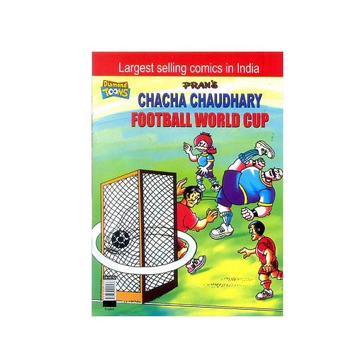 CHACHA CHAUDHARY AND FOOTBALL WORLDCUP