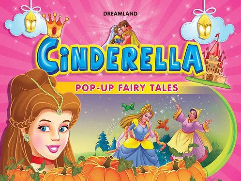 Pop-Up Fairy Tales - Cindrella