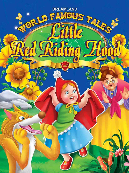 World Famous Tales- Little Red Riding Hood