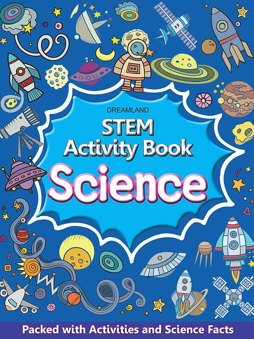 STEM Activity Book - Science