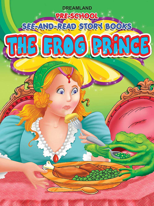 See and Read - The Frog Prince