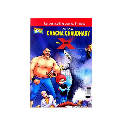 CHACHA CHAUDHARY AND MR X