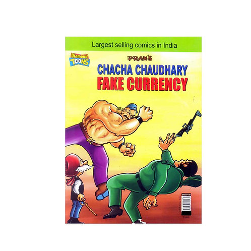 CHACHA CHAUDHARY AND FAKE CURRENCY