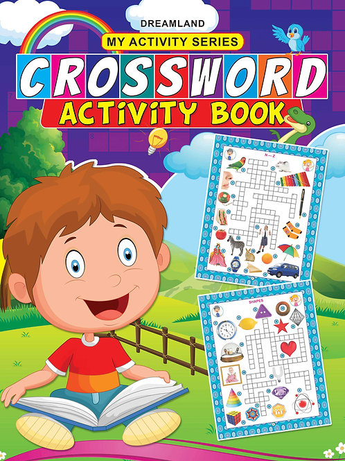 My Activity- Crossword Activity Book