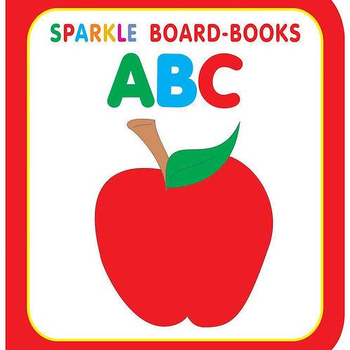 Sparkle Board Book - ABC
