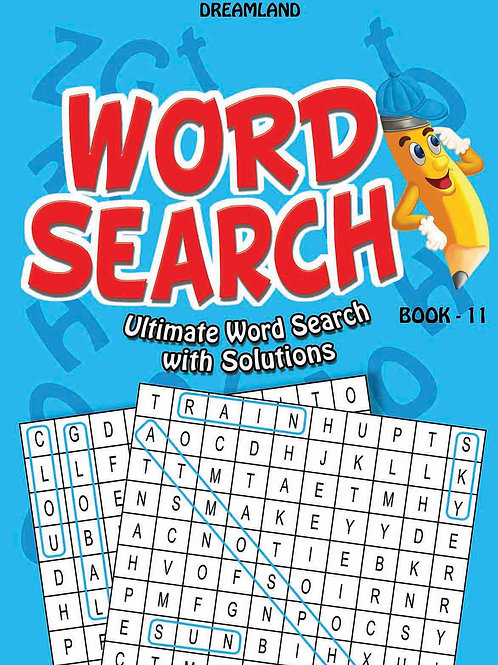 Super Word Search Part - 11